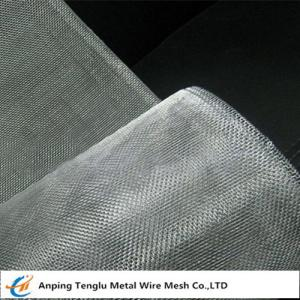 China Stainless Steel Window Screen|3~200mesh Wire Mesh to Prevent Insects and Fly on sale