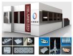 Автоматическая наивысшая мощность автомата для резки лазера волокна переключения 24 непрерывного часа рабочего временени