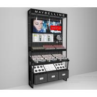 High Class Cosmetic Product Display Stands Floor Standing Display Unit