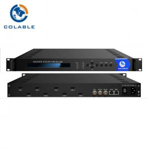 China 1080P HDMI To IPTV Video Encoder With MPEG - 4 AVC / H.264 Video Encoding COL5181D on sale