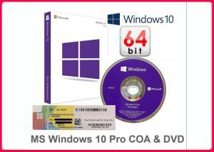 China Win10  FQC-08788 Windows 10 Retail Product Key USB 3.0 Original Key Card Full Version Pack on sale