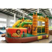 Inflatable Bouncer / INFLATABLE jump / inflatable jungle bouncer