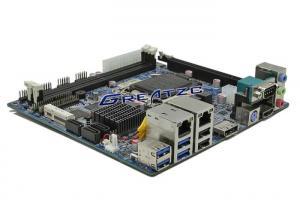 China Professional Industrie mini itx server motherboard LGA1151 Socket CPU on sale