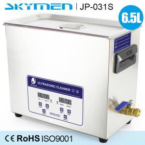 China Instrumentos automáticos del laboratorio ultrasónico del limpiador 6.5L de Benchtop del transductor de Digitaces on sale
