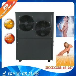 High Cop Evi Heat Pump Water Heater For House Heating Hot