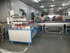 China YO500*700 Semi Automatic Silk Screen Printing Equipment For Pcb on sale