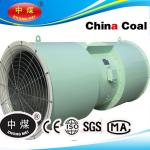 China Coal FBDCZ series Mining Disrotatory Explosion Proof Extract Axial Flow Ventilation