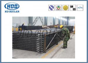 China Power Station CFB Steam Boiler Economizer Central Heating ASTM Certification on sale