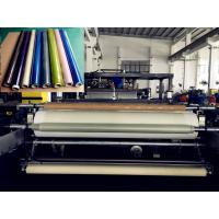 Hot Melt Adhesive TPU Film Extrusion Machine , TPU Film Coating Production Line