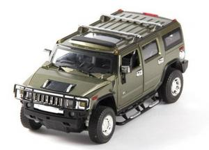 China 1:24 HUMMER H2 R/C DIE CAST CAR on sale