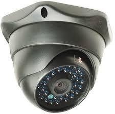 China Dome 700tvl Infrared Day Night Camera 3DNR , Weatherproof With 4-9mm Lens wholesale