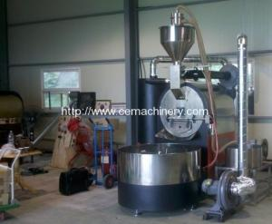China Gas Heating / Electric Heating Coffee Baking Machine on sale