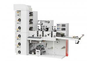 China LC 320 flexo printing machine with 3 die-cutting stations on sale