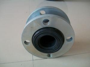 China Flanged Rubber Expansion Joint on sale