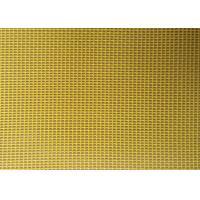 China Forneça tela de 1*1 amarela/branca/do preto/cor vermelha textilene na tela revestida PVC de Textilene da malha para a cerca da associação etc…. on sale