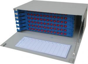 Quality 12/24/36 de fibra ODF da Cremalheira-montagem dos núcleos for sale