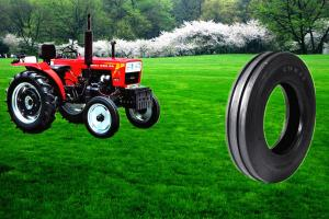 China 7.50-16 F2 pattern  Bias Agricultural Tyres for Front Tractor on sale