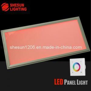 China Constant Current Driver IP44 42W Edged Lit 30*60cm Super Slim RGB Panel Light on sale