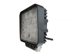 China Le travail automatique de camion de la place LED allume l'intense luminosité de 24W IP67 2160LM on sale