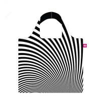 2015 newly design zebra-stripe printing customized shopping bag