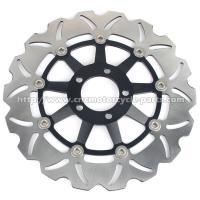 China Durable CNC Motorcycle Parts 310mm ZXR 400 750 Kawasaki Brake Discs on sale