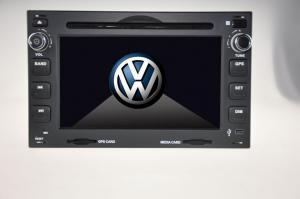 China Autoradio VolksWagen VW DVD GPS With MP3 Player And SD Card on sale