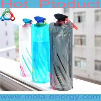 China The New Portable Folding Water Bottle on sale
