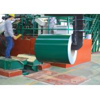 China DX51D Prepainted Galvanized Steel Coil for Roof / Sandwich Panel CGCC , EN10169 Standard on sale