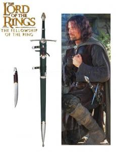 China Movie sword - The Lord of the Rings swords medieval sword / 50 3/4 on sale