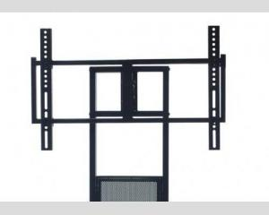 China Lightweight LED TV Wall Mount Bracket 45 Degree Swivel Angle Easy Installation on sale