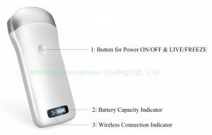 China Apple IPAD mini/IPAD air/IPHONE,Android PhonesWireless Ultrasound Scanner on sale