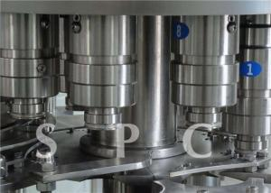 China 5.6KW 0.7Mpa Beer Bottling Machine Electric Control System Natural Ingredients on sale