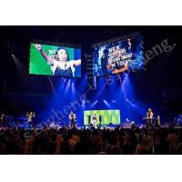 China P3.91-16S HD Digital Rental LED Screen 500*500 For Stage/Public Events Like Wedding, Music Concert on sale
