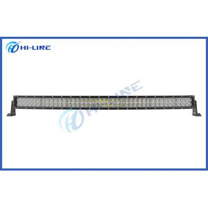 China Curved 240W 41.5 inch CREE LED Work Light Bars 4x4 Driving Light 30000 hours Long Life on sale
