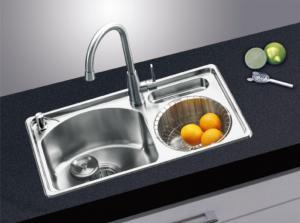Stainless Steel Kitchen Units Kitchen Cabinets White Quartz Stone