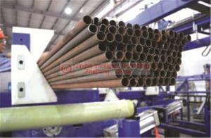 China Steel Tube Automatic Stacking Machine Low Comprehensive Energy Consumption on sale
