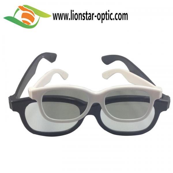 f1c3ed11850 plastic circular polarized 3d glasses China factory bulk for sale ...
