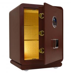 China Full Stainless Steel Finger Vein Recognition Tamper Resistant Smart Cabinet / Safe / Locker on sale