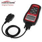 Portable Kw808 Eobd Obdii Car Auto Vehicle Engine Fault Diagnostic Red Color