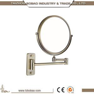 China 89401FS Series European style Sanitiary Ware High-end Antique Brass Make Up Mirror Bathroom Accessories set on sale
