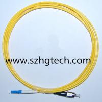 China FC/LC Single Mode Simplex Fiber Optical Cable on sale