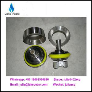 China API Valve body and valve seat of mud pump for oil well drilling on sale