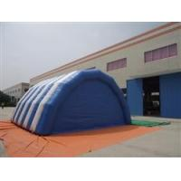 exquisite & durable new design inflatable tunnel tent