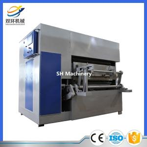 China Waste paper egg tray making machine egg tray production line 4000pcs/hour on sale