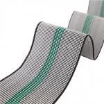 3 Inch Sofa Elastic Webbing 40%-50% Elongation 5 Years Warranty