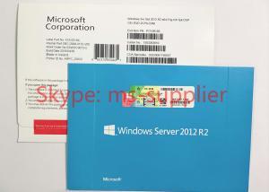 China English Windows Server 2012 OEM Essentials 64- Bit No Language Limitation on sale