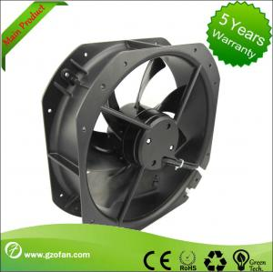 China Ball Bearing DC Axial Exhaust Fan Blower / Electronic Computer Cooling Fans on sale
