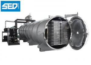 China Food Industry Freeze Dry Machine Stainless Steel Made With German Bitzer Compressor on sale