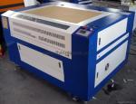 Máquina de gravura de couro do corte do laser do CE