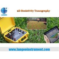 LANGEO WGMD-9 DC 2D/3D Geophysical  Electrical Resistivity/IP Imaging System